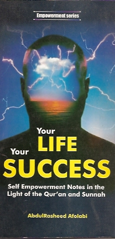 YOUR LIFE YOUR SUCCESS