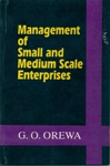 Management of Small and Medium Scale Emterprises