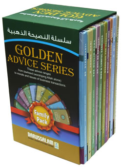 Golden Advice Series (10 Vol Set)