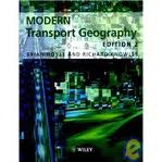 Modern Transport Geography