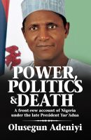 Power, Politics and Death {Hard cover}