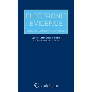 Electronic Evidence Second edition