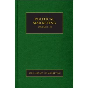 Political Marketing (SAGE Library in Marketing)