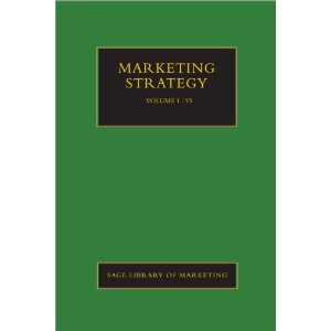 Marketing Strategy (SAGE Library in Marketing)
