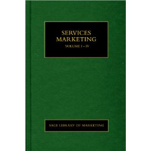Service Marketing (SAGE Library in Marketing)