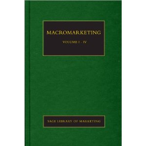 Macromarketing (SAGE Library in Marketing)