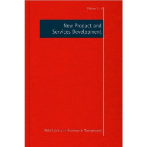 New Product and Services Development (SAGE Library in Business and Management)