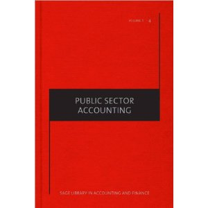 Public Sector Accounting (SAGE Library in Accounting and Finance)