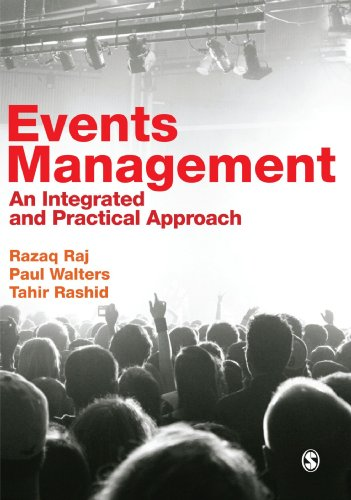 Events Management: An Integrated and Practical Approach