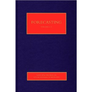 Forecasting (SAGE Benchmarks in Social Research Methods)