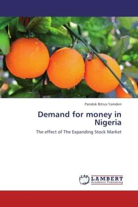 demand for money in nigeria