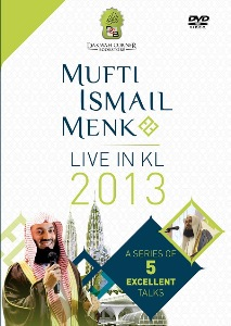 Mufti Ismail Menk Live In KL 2013 (5 DVD)