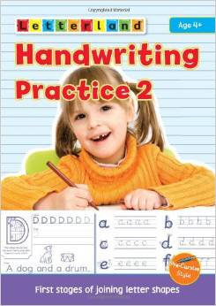 Letterland Handwriting Practice - Level 2