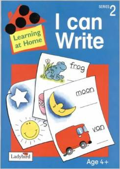 I Can Write (Learning at Home)