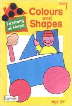 Learning at Home Colours and Shapes (Series 1)