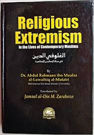 Religious Extremism in the Lives of Contemporary Muslims