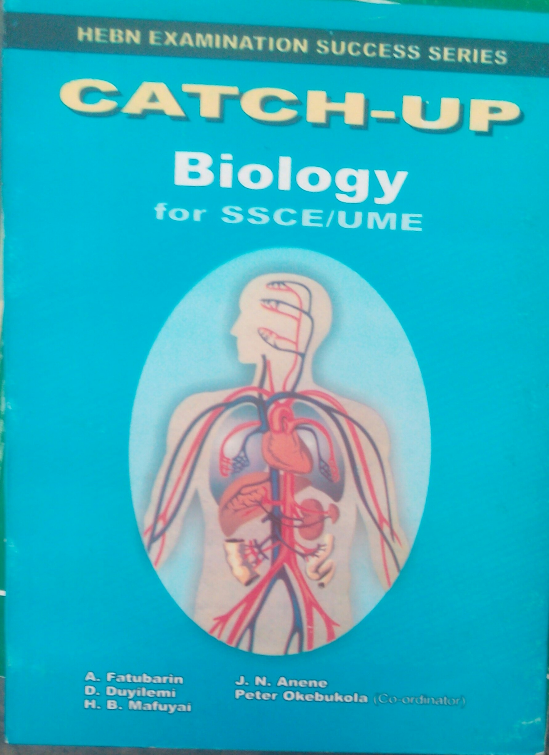 Catch-Up Biology for SSCE/UME