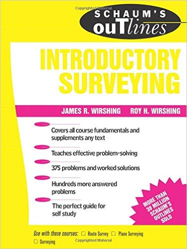 Schaum�s Outline of Introductory Surveying (Schaum�s)